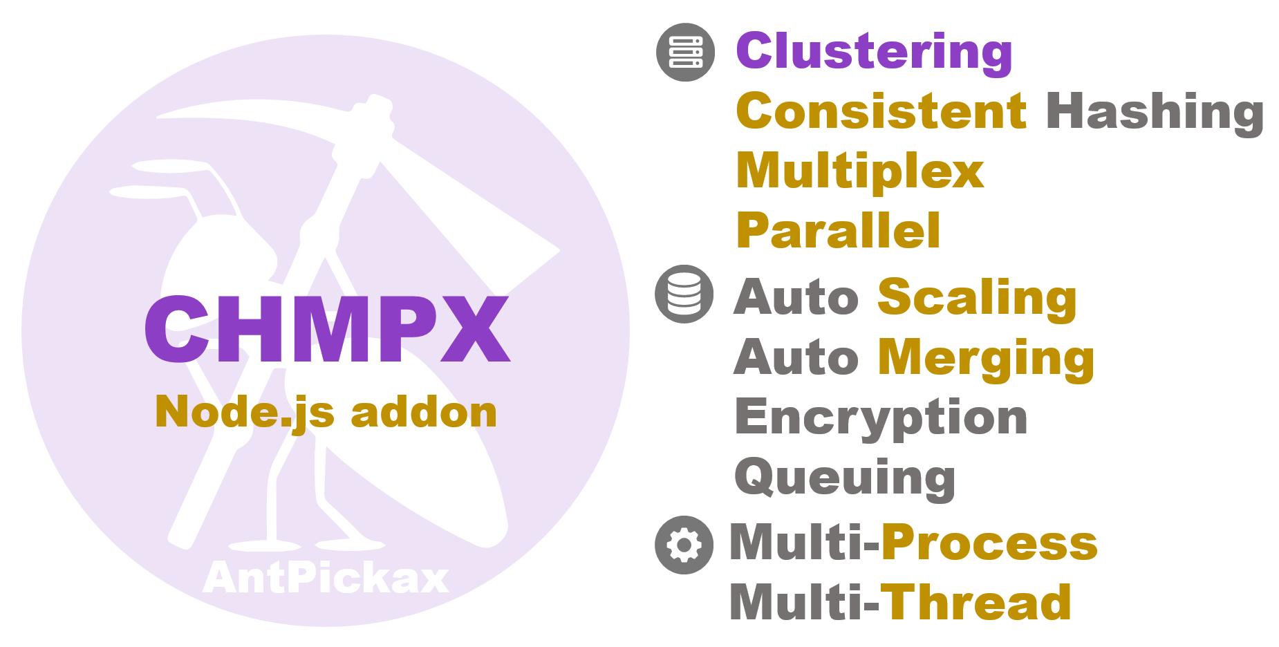 CHMPX Node.js addon